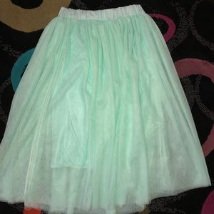 Dresses & Skirts - Women's Teal TuTu